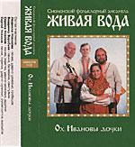 Альбом «Ох, Ивановы дочки». Разворот лицевой стороны вкладки
