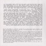 Альбом «Грянула музыка». Четвёртая страница буклета
