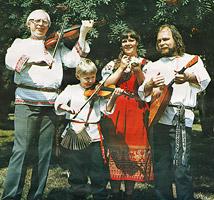 Смоленский фольклорный ансамбль «Живая вода»